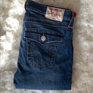 True Religion Super Skinny Jeans 30